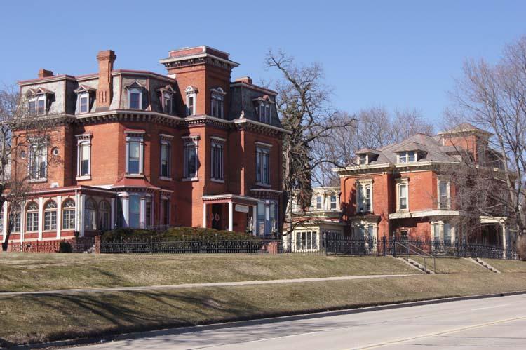 Hopkins houses