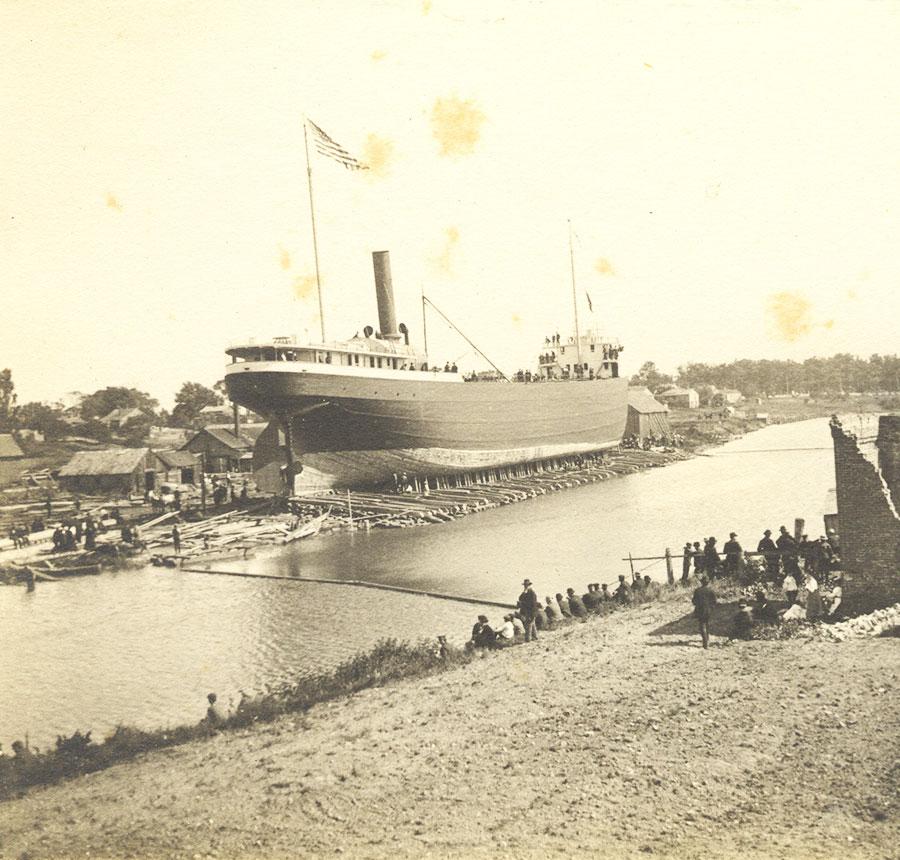 St. Clair Shipyard