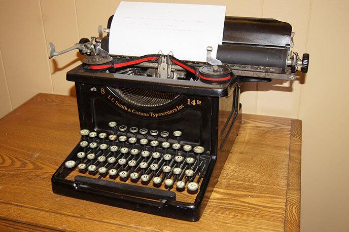 Typewriter Challenge