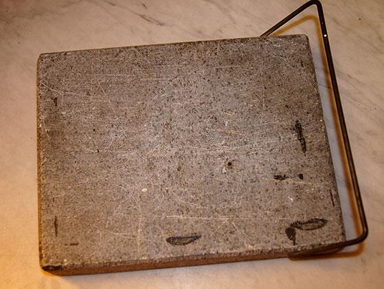 St. Clair artifact