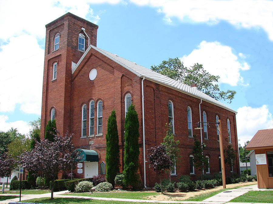 Saint Clair Historical Museum